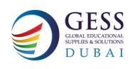 Haladin's in GESS in Dubai