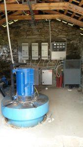 Turbina Idroelettrica