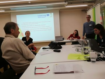 THE4BEES Partner Meeting in Fribourg (CH)
