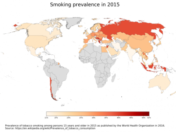 COEGSS:  agent based model for smoking prevalence