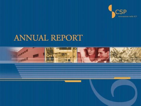 Rapporto Annuale 2006