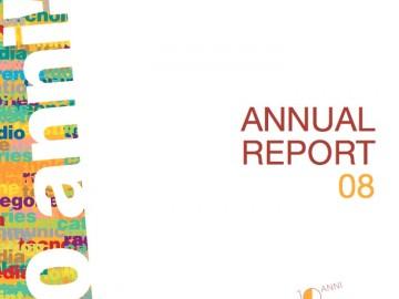 Rapporto Annuale 2008