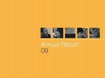 Rapporto Annuale 2009
