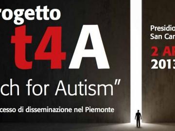 2 Aprile, giornata mondiale dell'autismo: si parla di T4A