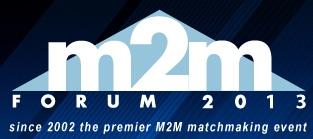 CSP a M2M e M2M+ Forum 2013