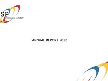 Rapporto Annuale 2012