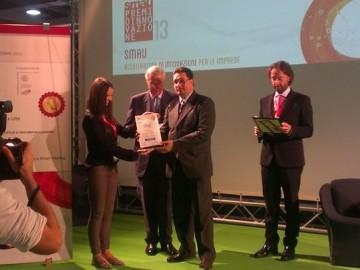 CSP premiato a SMAU Milano