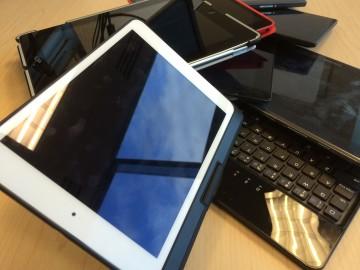A scuola con i tablet