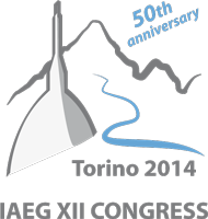 IAEG XII congress: engineering geology for society and territory