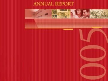 Rapporto Annuale 2005