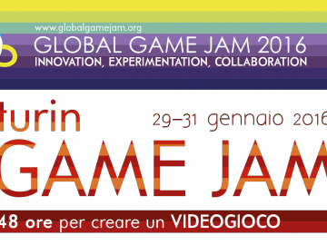 CSP partner di Turin Game Jam
