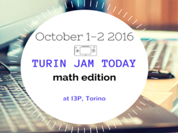 E' quasi ora di Turin JamToday 2016