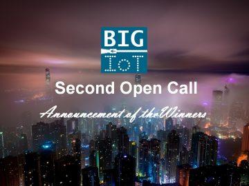 Seconda Open Call del progetto BIG IoT   -Ecco i vincitori