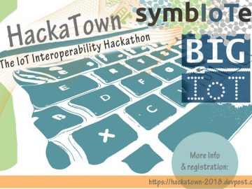 HackaTown: IoT Interoperability Hackathon @ IoT Solutions World Congress. Barcellona, 17-18 Ottobre 2018